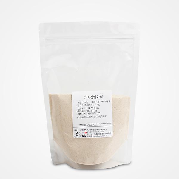 국산 현미 멥쌀가루 300g