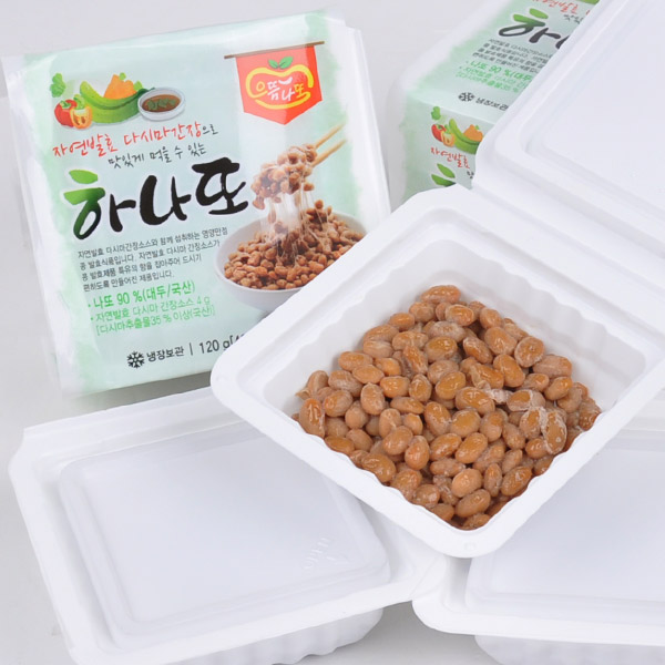 국산 제주콩으로만든 하나또 (다시마간장소스) 8세트 (40g 총24입)