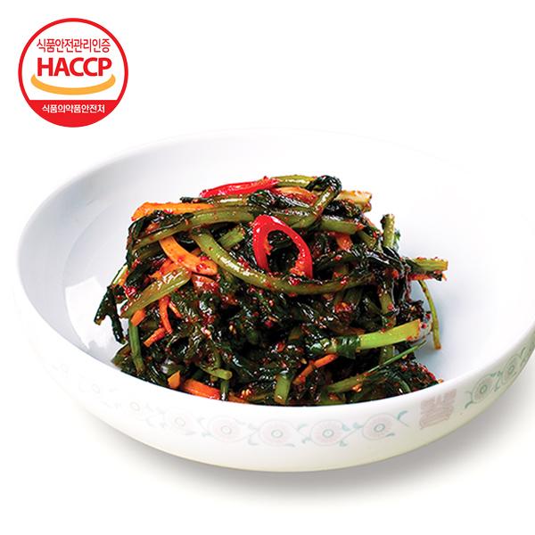 [김치다운 김치] 국내산 자연재료로 만든 열무김치 3kg