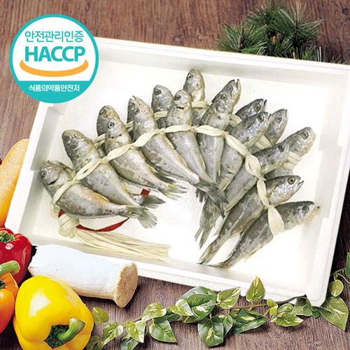 [HACCP시설] 전통방식 영광 법성포굴비 20미(약 1.7kg, 미당 20~21cm)/가정용 1호