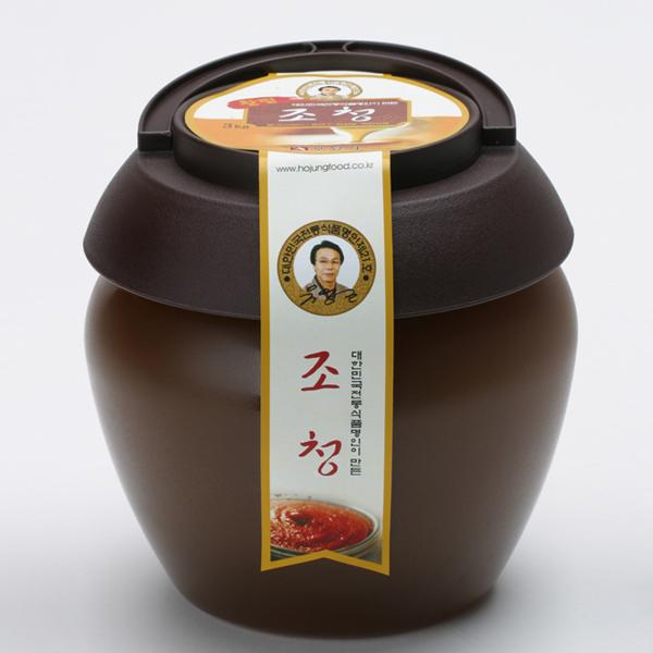 창평 쌀 조청 3kg (항아리형)