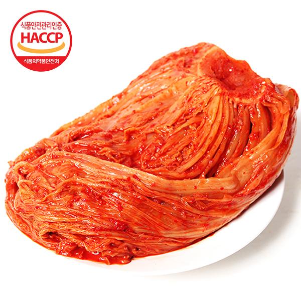 [국내산 자연재료로 담근] 숙성김치 3kg