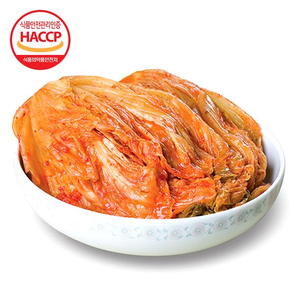 [김치다운 김치] 국내산 자연재료로 만든 묵은지 3kg